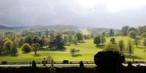 Chatsworth long seasonal walks