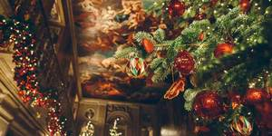 Christmas at Chatsworth